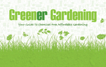 green gardening graphic