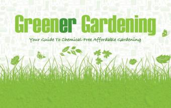 green gardening graphic