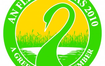 Fleadh Ghlas Logo 2010