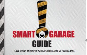 smart garage guide