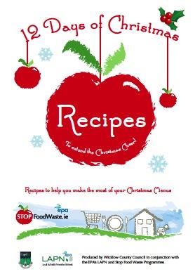 Xmas Booklet 2012