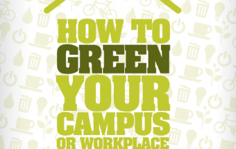 how to green your campus cover